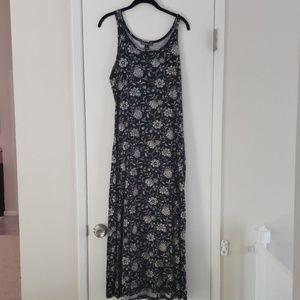 America Living Maxi Flower Dress